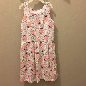 Other - Girls strawberry dress